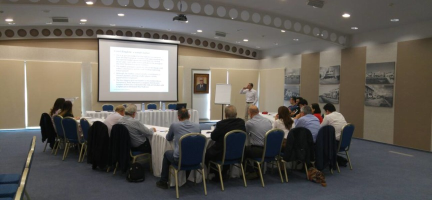 Σεμινάριο «Financing Strategies and Methods for the Cyprus Food and Beverages Sector